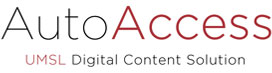 autoAccess - UMSL Digital Content Solution
