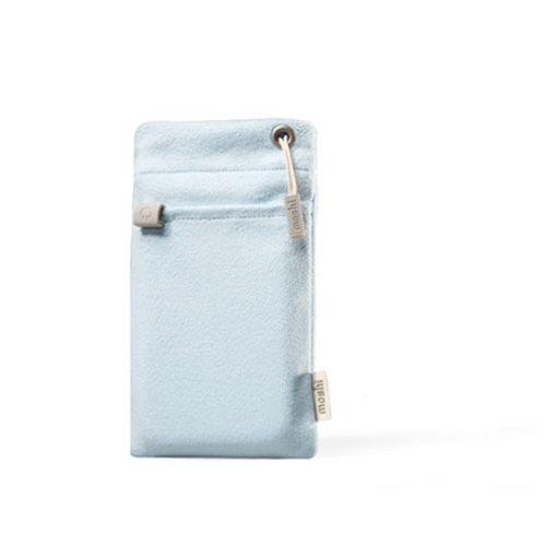 CASE IPOUCH MICROFIBER BLUE MOSHI