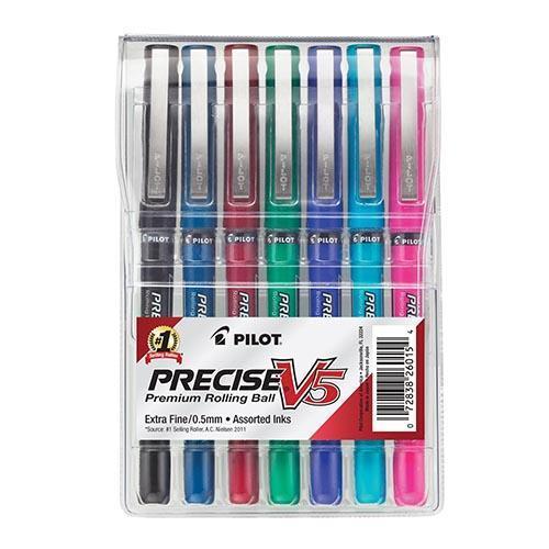 Pilot Precise V5 Pen Blue