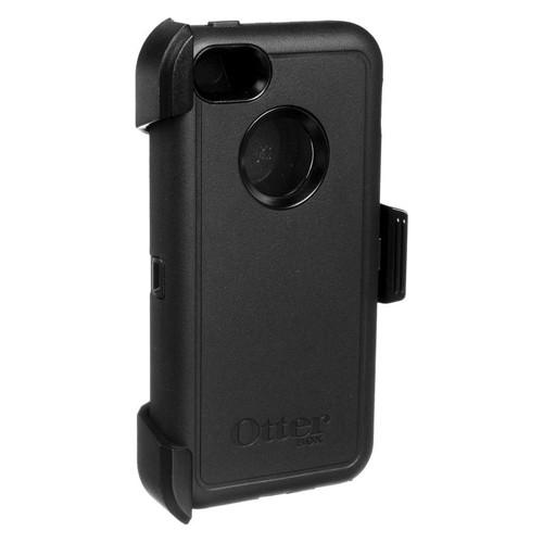 brand new b6930 49457 OtterBox Black Defender Case for Apple iPhone 5c Black