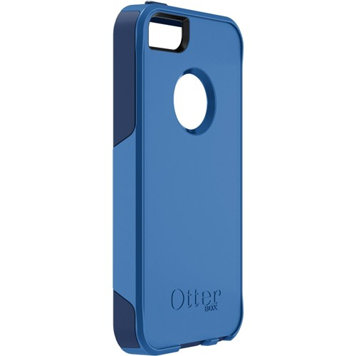 info for e1c03 695fe OtterBox Navy Blue iPhone 5 & iPhone 5S Case Blue