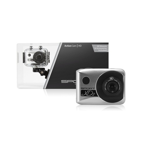 Sport XD2 Action Cam Bundle Kit