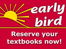 Early Bird Reservations